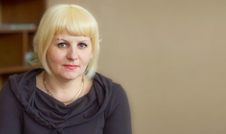 Высоцкая Ирина, администратор филиала (г. Николаев)